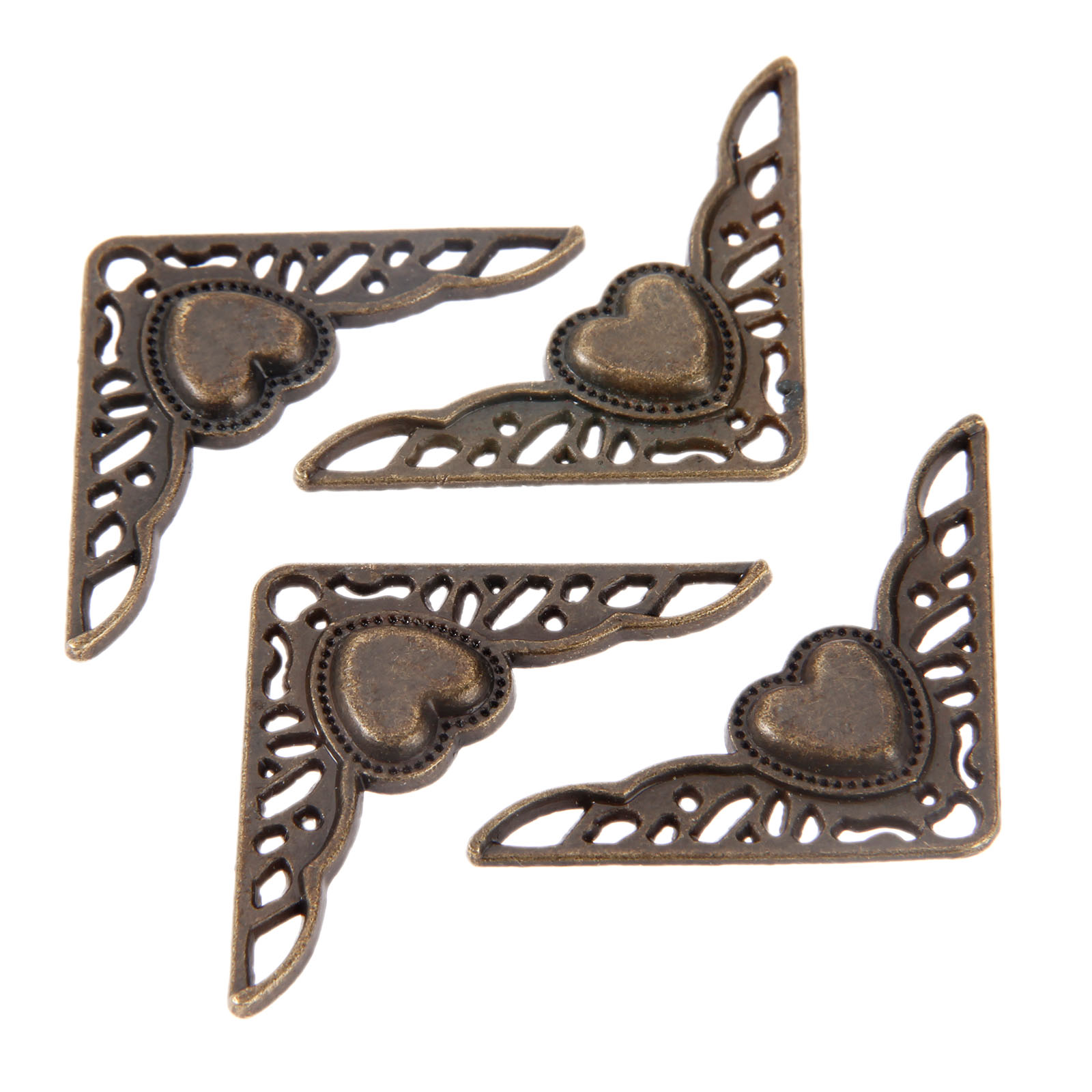 dreld-4pcs-wood-box-feet-leg-corner-protector-guard-metal-crafts-decorative-bracket-for-furniture-hardware-antique-bronze-35mm