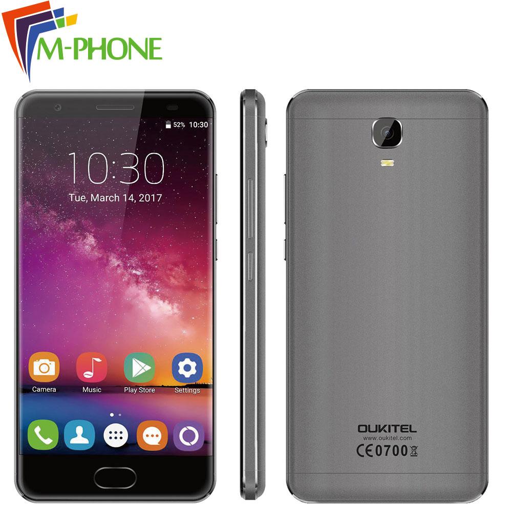 In Stock Original Oukitel K6000 Plus 4G LTE Mobile Phone MTK6750T Octa Core 5 5 FHD