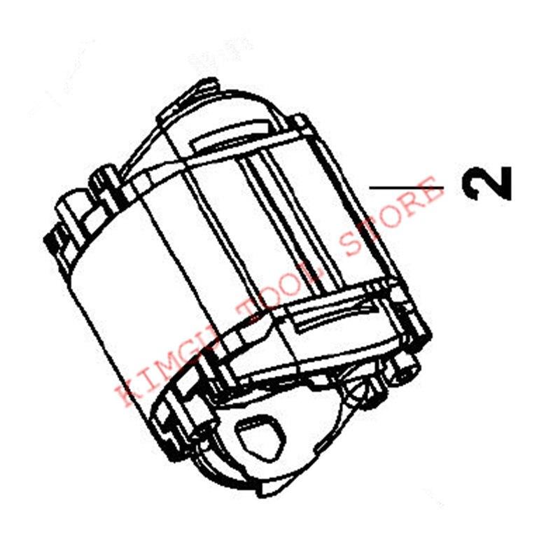 AC220V 230V 1006581 00 статор поле заменить для Dewalt DW341K