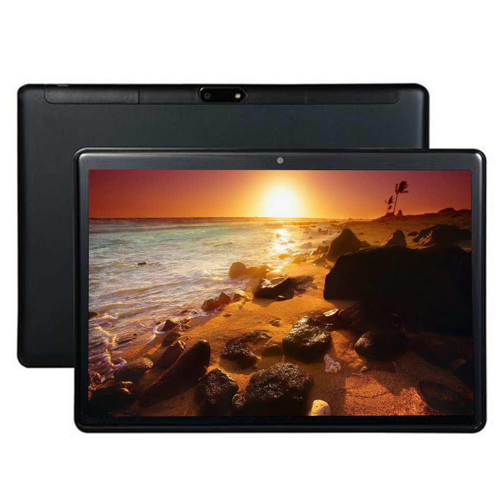Tablets 10 Inch Table 10.1 Inch Tablet PC Octa Core Android 9.0 6GB RAM  64GB ROM 5MP Octa Core 10 10.1 GPS PC With Keyboard
