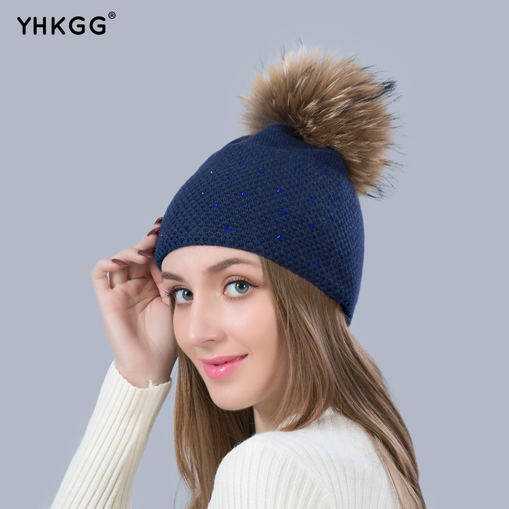 Aliexpress.com : Buy YHKGG Fashion Winter Knitted Wool