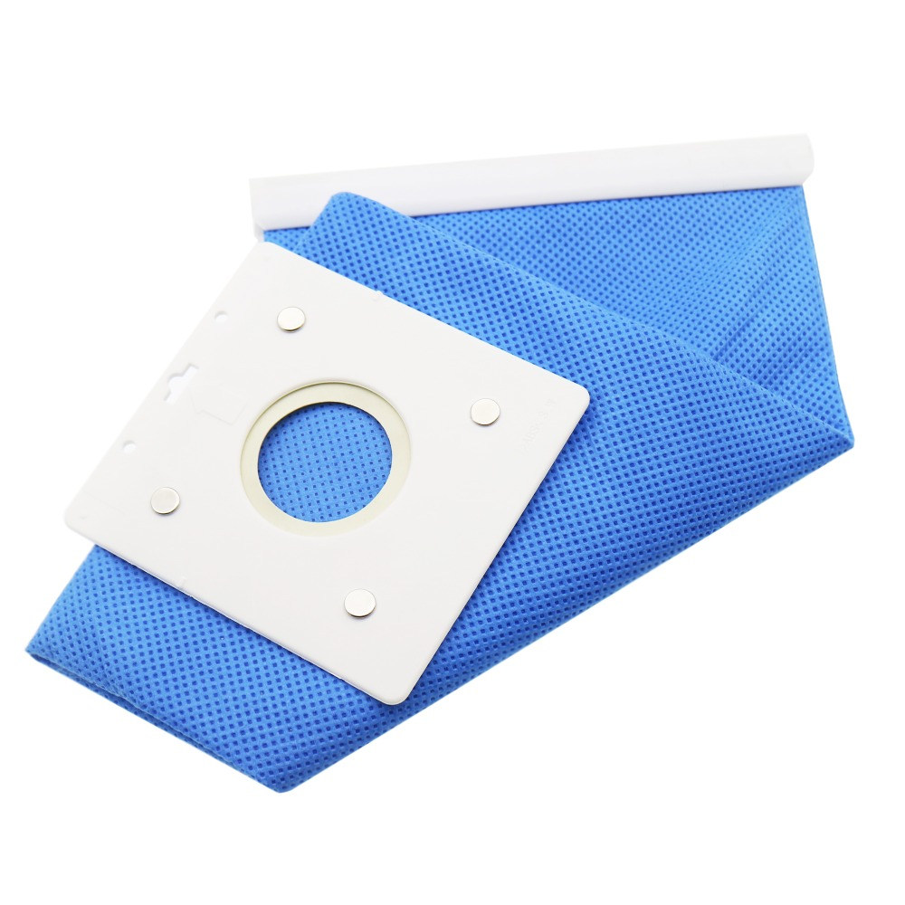 1 Pieces Dust Bags For Vacuum Cleaner Parts Long Term Filter Non-Woven Fabric For Samsung DJ69-00420B SC5482 SC61b4 High Quality