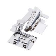 Sewing Domestic Machine Part Sewing Machine Shell Hemmer Presser Foot Part Sewing Tools Stitcher Sewing Machine Edge Presser