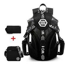 Купить с кэшбэком  Fashion Backpack 15.6 inch Laptop Backpack Men backpacks School Bags Travel Bags Case for Teenager Casual Daypacks Mochila Male
