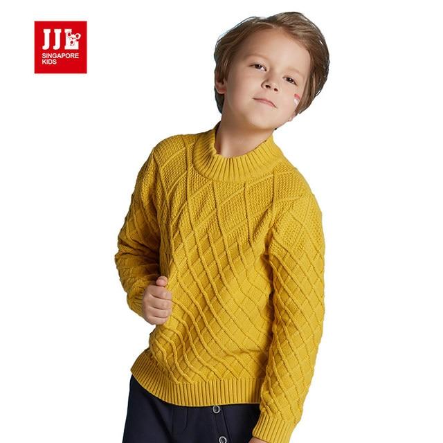 9bad4221e boy winter sweater kids pullover turtleneck kids sweater children ...