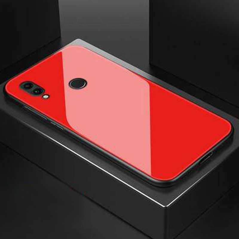 Luxury Metal Frame Bumper Case For Huawei Honor 8X Max Hard