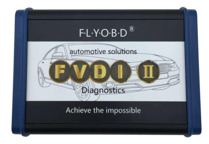FVDI 2 Mercedes/Smart/Maybach ...