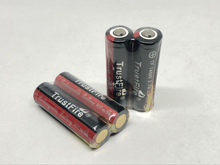 18pcs/lot TrustFire AA 14500 3.7V 900mAh Li-ion Battery Colorful Rechargeable Batteries with PCB Protection Board For Flashlight