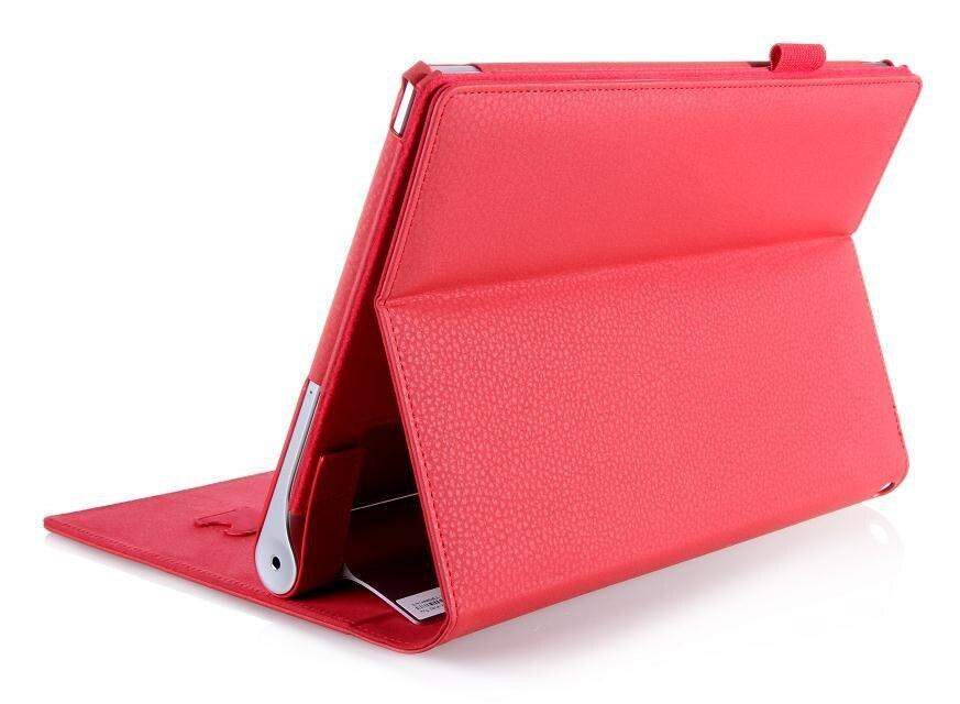 Funda de cuero de lujo de la PU para lenovo yoga tablet 2 10 1050 - Accesorios para tablets - foto 3