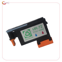1Pack Magenta Cyan Remanufactured Printerhead For HP72 Printhead For HP DesignJet T610 T620 T1100 T1200 T2300