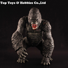 15inches High Anime figure KINGKONG Figure   Collection Figure Model Toy Figure Model Display Toy Collection Gift nuovo wow world illidan stormrage high grade resina gk statua in azione anime figure da collezione model toy 56cm