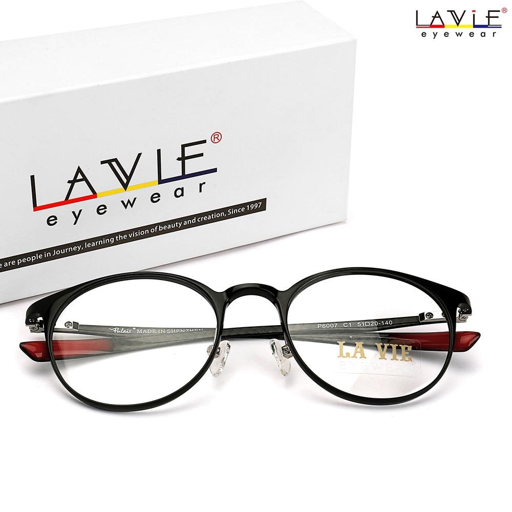2018 Nouveau Design Main Carbone fibre Mâle Cadre Lunettes Rondes Lumière Flexible Femelle cadre de lunettes pour la Myopie En Verre 9001