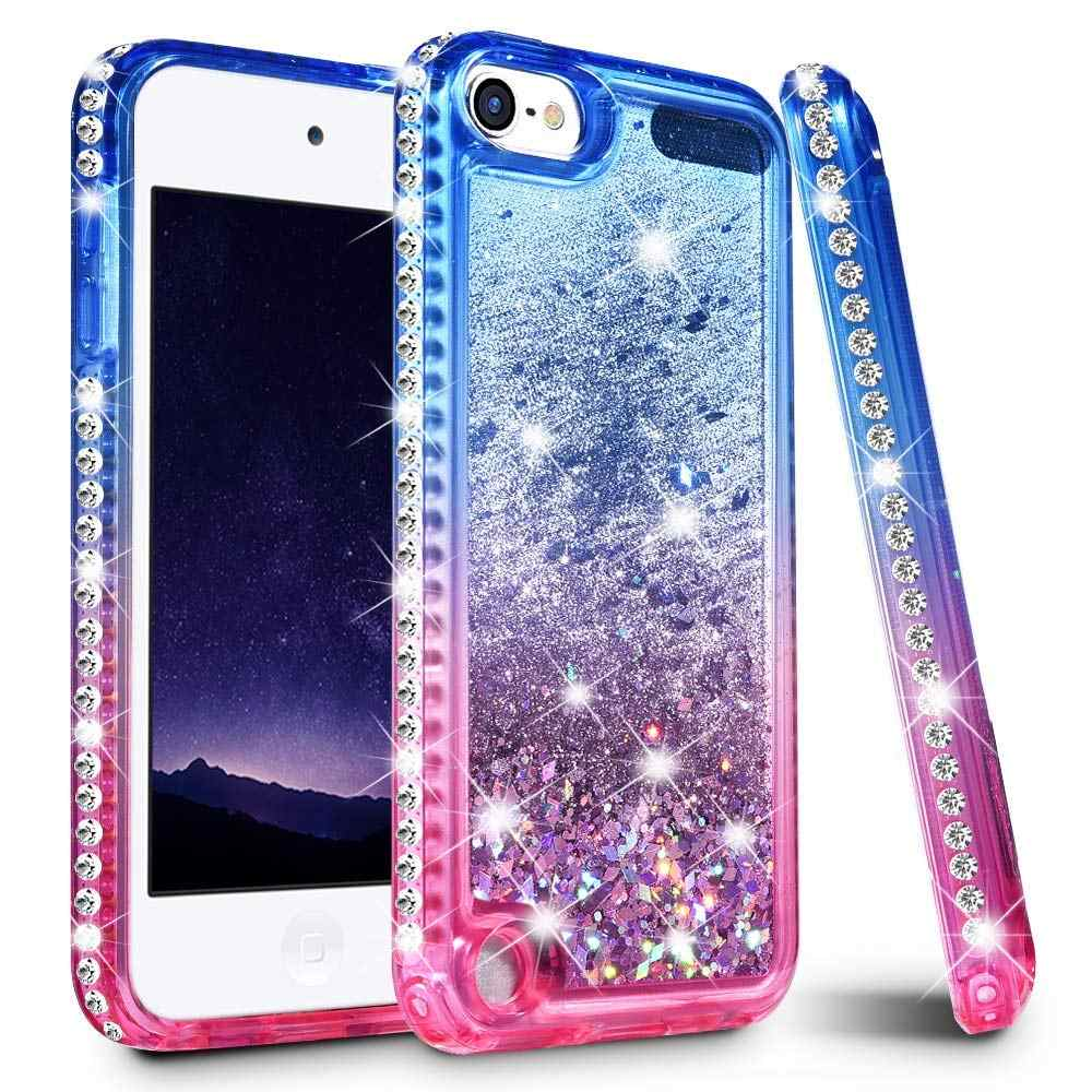 ipod touch 5 6 3d unicorn liquid cover