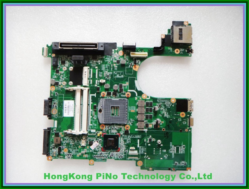 Offer 654129-001 for HP 6560B 8560W 8560P Laptop motherboard 100% Tested