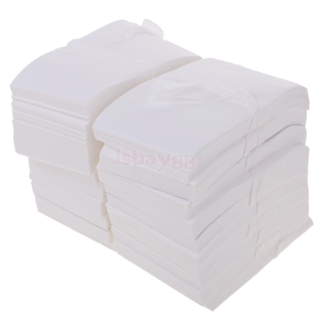 2000 Pcs Salon Hair Dye Paper Recycleable Separating Stain Dyeing Color Tool Highlight Tissue Perm Paper Hairdresser Salon Tool