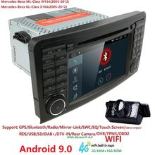 DVD Din W164 GPS