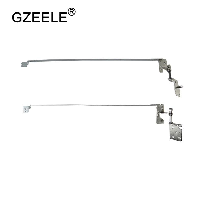 GZEELE Hot selling!New For lenovo B570 B575 B570E B575E V570 LCD Screen Right&Left Lcd Hinge Set 15.6