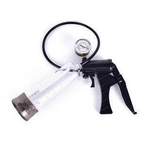 Image 4 - 1Set Penis Pump Man Penis Extender For Men Hand drive Penis Enlargement Vacuum Pump
