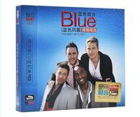 Seal Blue Band Album Cd Music Disc Blue Classic Pop Song Car Cd Free Shipping