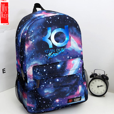 2015 new sports bag Kevin Durant Spartak KD fashionable men and women  backpack schoolbag 7b515a79ef26b