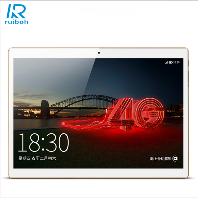10 1 inch IPS Screen 4G 3G Phablet Android 6 0 MTK6580 1 5GHz octa Core