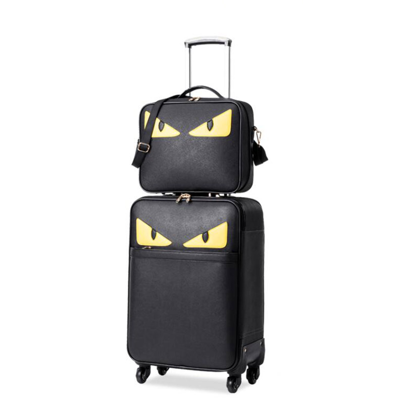 Gepäck & Taschen Reise Tale 20 24 28 zoll Abs Harten Seite Tsa Erweiterbar Spinner Trolley Koffer 3 Stücke Gepäck Set Auf Rädern