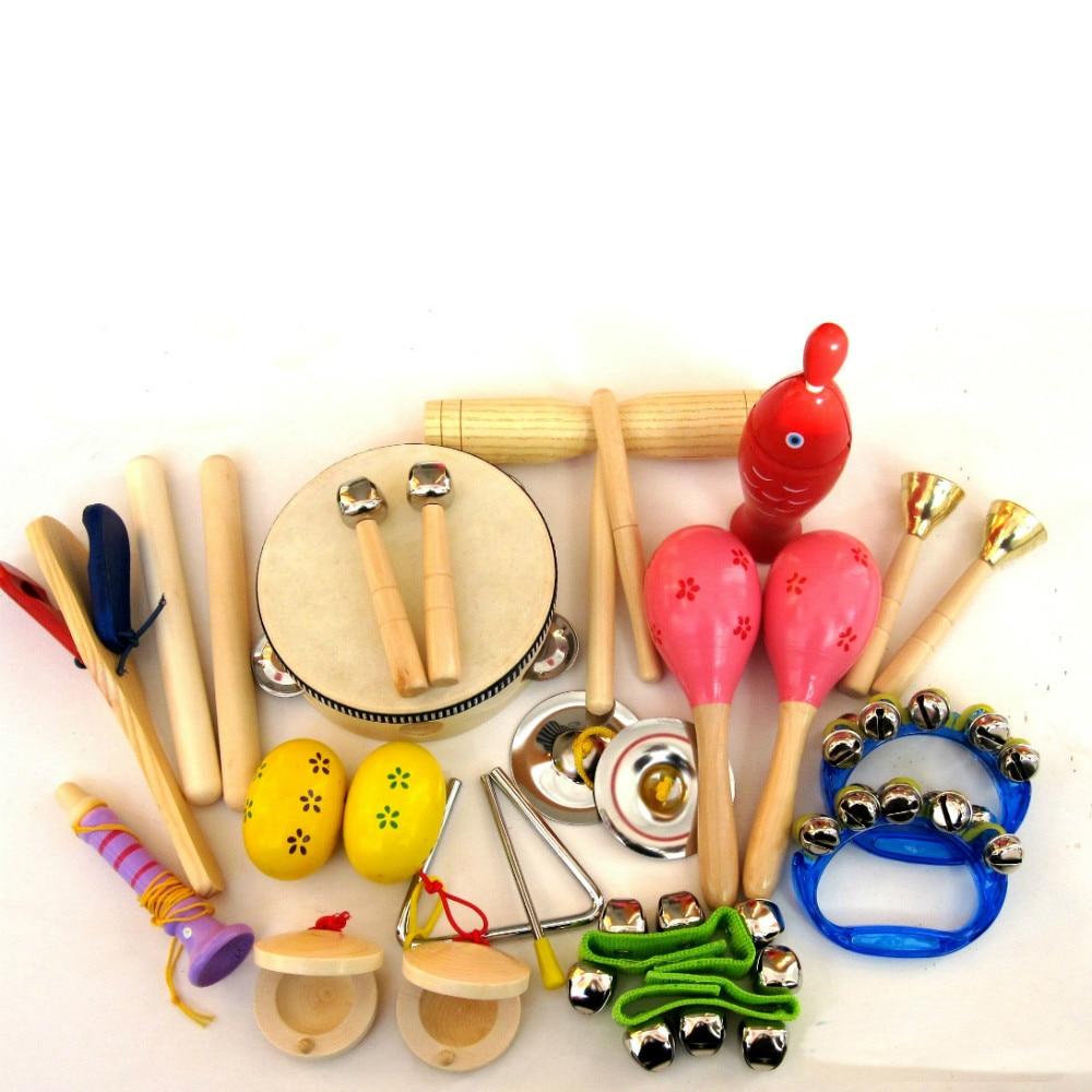 Ensemble d'instruments de musique de 15 types pour enfants - 2