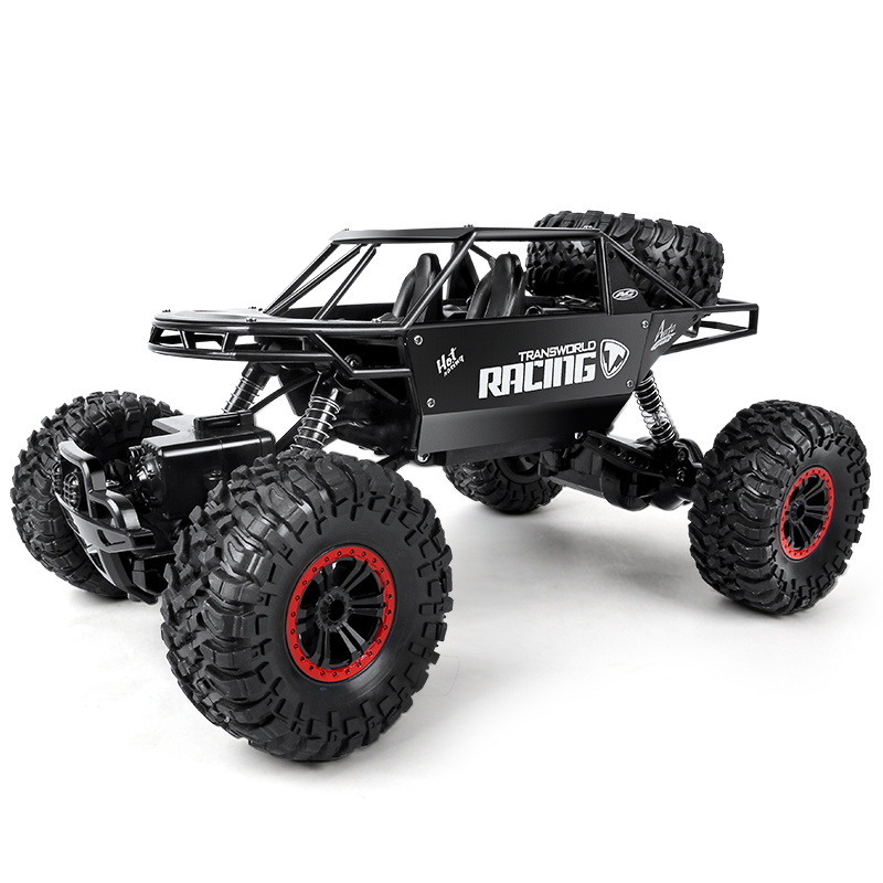 2.4G Remote Control RC Car Powerful Dirt Bike Electric High Speed Racing Car Kids Toy 4WD Off-Road Vehicle Toy suv jeep rc car toys dirt bike off road vehicle remote control car toy for children xmas gift rock climbing car boy classic toy