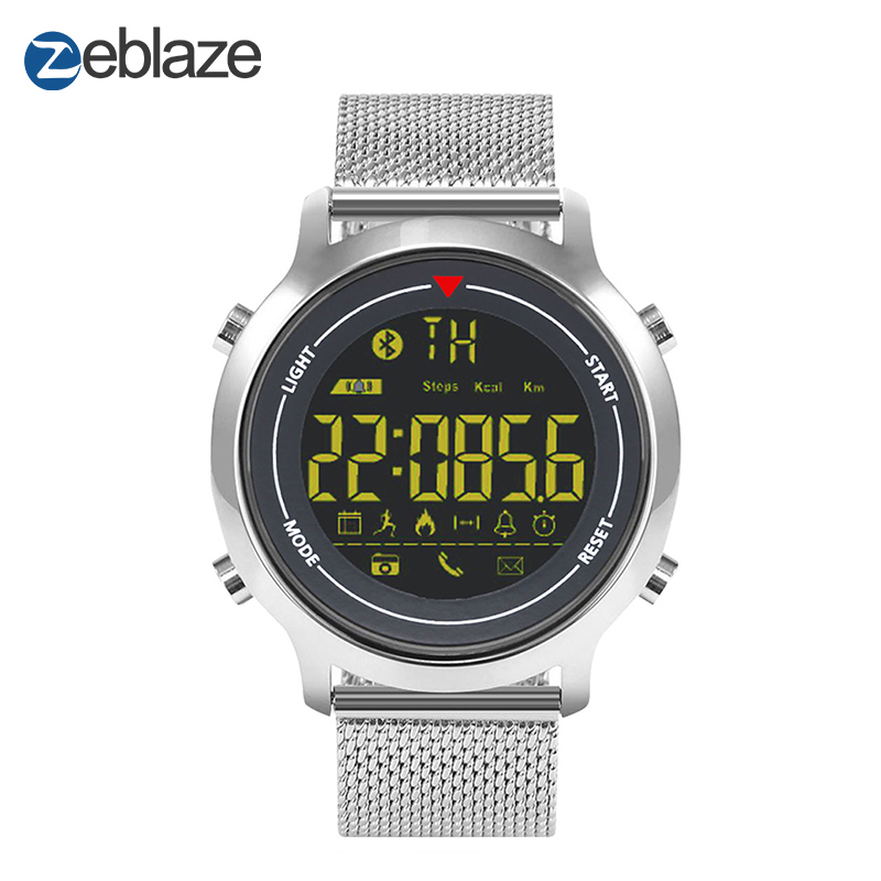 New!Zeblaze VIBE Hiking Sports Smart Watch 5ATM Waterproof Smartwatch 365 Days Stand-by Time Wearable Devices For Android iOS paddington bear page 6