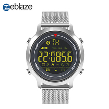 New Zeblaze VIBE Hiking Sports Smart Watch 5ATM Waterproof Smartwatch 365 Days Stand by Time Wearable