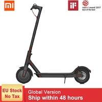 Xiaomi-patinete eléctrico M365 para adulto, versión Global, aeropatín plegable de 2 ruedas con aplicación, batería de 30km