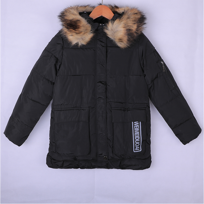 2017 Winter Jacket Women Coat Parkas Thickening Female Warm Clothes Fur Collar Outwear Snow Windbreak High Quality M-5XL children winter coats jacket baby boys warm outerwear thickening outdoors kids snow proof coat parkas cotton padded clothes