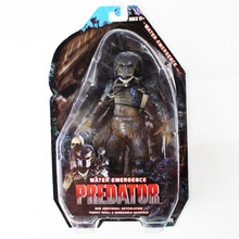 19 cm Predators Water Opkomst Predator PVC Action Figure Collectible Model Toy(China)