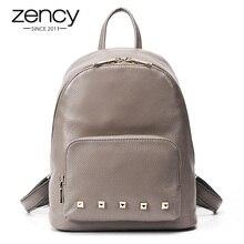 3Cls spuer американский дизайнер Пояса из натуральной кожи с заклепками рюкзак Для женщин бренд девушка школа книга ноутбук сумка женская Путешествия Женский Mochila