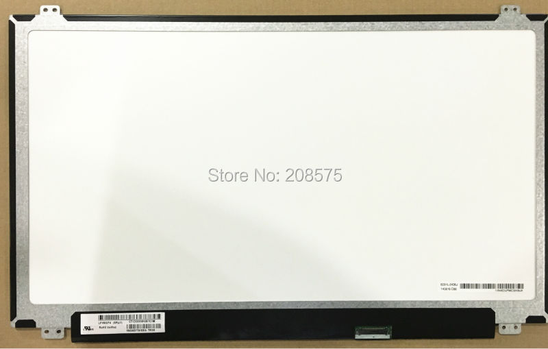 Free shipping! LP156WF4 SPJ1 LP156WF4 SPB1 LP156WF4 SPU1 LP156WF4 SPH1 SPH3 Laptop LCD screen 1920*1080 EDP 30 pins