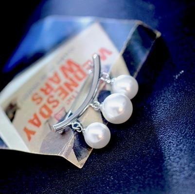 Fixed Bib Slip Non-slip Pins Buckle Women's Scarf Buckles