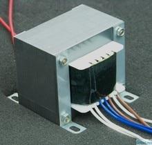 IWISTAO transformador de potencia EI Core para tubo preamplificador, voltaje de salida 250v 0250v, 0.06A, 6,3 v, 1A, 13V, 2.7A, Audio HIFI DIY