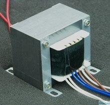 IWISTAO transformateur de puissance EI noyau pour Tube préamplificateur tension de sortie 250V 0 250V 0.06A 6.3 v 1A 13 V 2.7A HIFI Audio bricolage