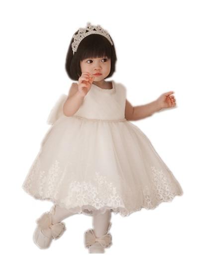 Baby Flower Girl Dresses Formal Gowns for 1 2 Years Little Girls Dress Birthday Wedding Christmas