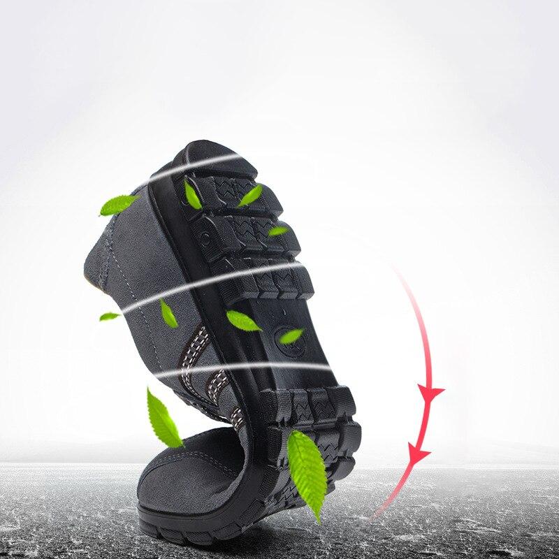Isolant Sécurité Vachette Inverse 6 De Daim Chaussures Électrique Blessure Kv Gris Spécial qRqrO