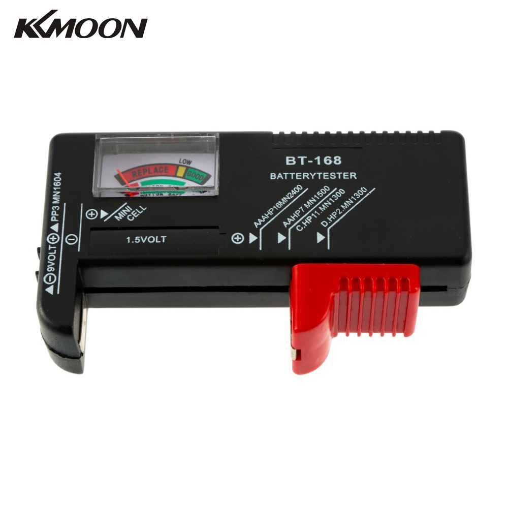 Responsible New Dial Display Battery Measuring Tools Universal Battery Tester Volt Checker For Aa/aaa/c/d/9v/1.5v Button Cell Battery Buy One Give One