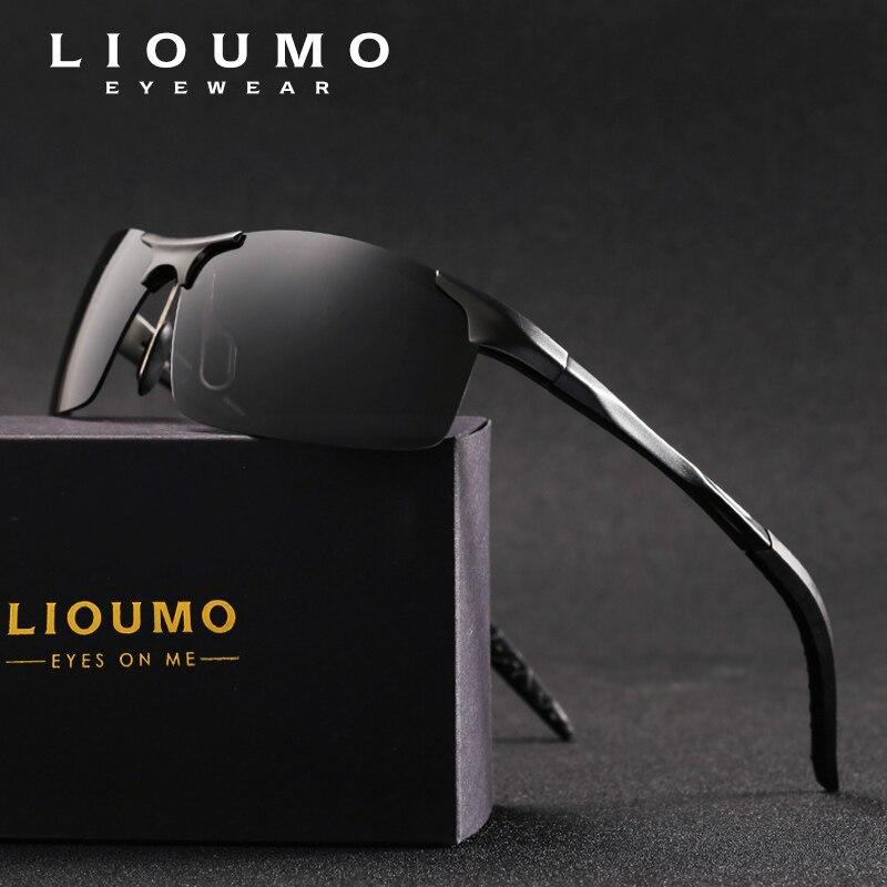 ... emballageHommes de Marque Polarisées Sunglasse Femmes Classique  Conception Lunettes de Soleil HD Conduite Accessoires de Vision Nocturne Lunettes  Oculos ... ed085da82d8e