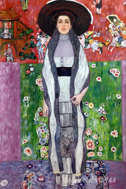 buy woman in gold portrait of adele bloch bauer ii gustav klimt paintings. Black Bedroom Furniture Sets. Home Design Ideas