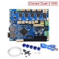 3D Printer Parts Duet 2 Wifi V1.04 Control Board Cloned Duetwifi 32Bit Compatible PanelDue Touch Screen 3D Printer CNC SKR V1.3