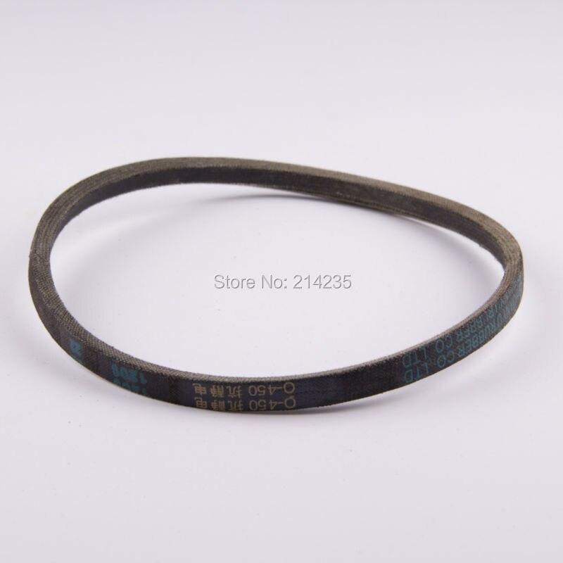 где купить universal washing machine rubber drive belt O450E washer motor rubber drive belt washing machine improvements small components по лучшей цене