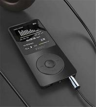 1.8 pulgadas de pantalla TFT RuiZu X02 HiFi 4 G deportes reproductor de música MP3 FM grabadora de voz