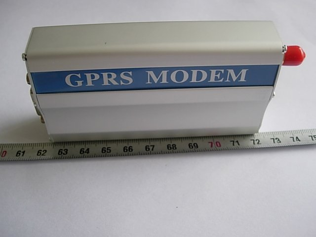 new and original fully tested RS232 MODEM WITH WAVECOM Q2403A, including accessories