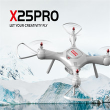 2018 Rc Helicopter Quadrocopter X25Pro Drone Profissional With Camera 90 Degree Adjustable Camera By Remote Control