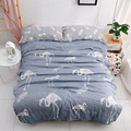 Baby Decken Quilt 4 Schichten Musselin Baumwolle Decke Musselin Swaddle Baby Baumwolle Decke Infant Wrap Infant Kinder Bettwäsche 150*200cm