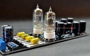 Image 5 - 交流12ボルトミュージカルフィデリティ6j1 6ak5チューブプリアンプ事前アンプボード用vcd、cd、dvdデジタルオーディオパワーアンプ